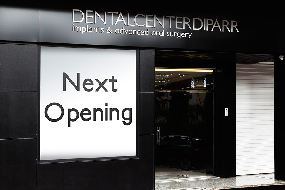 dental clinic in manchester city center next opening