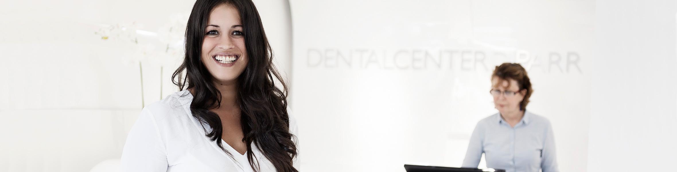 contacto en dental center diparr