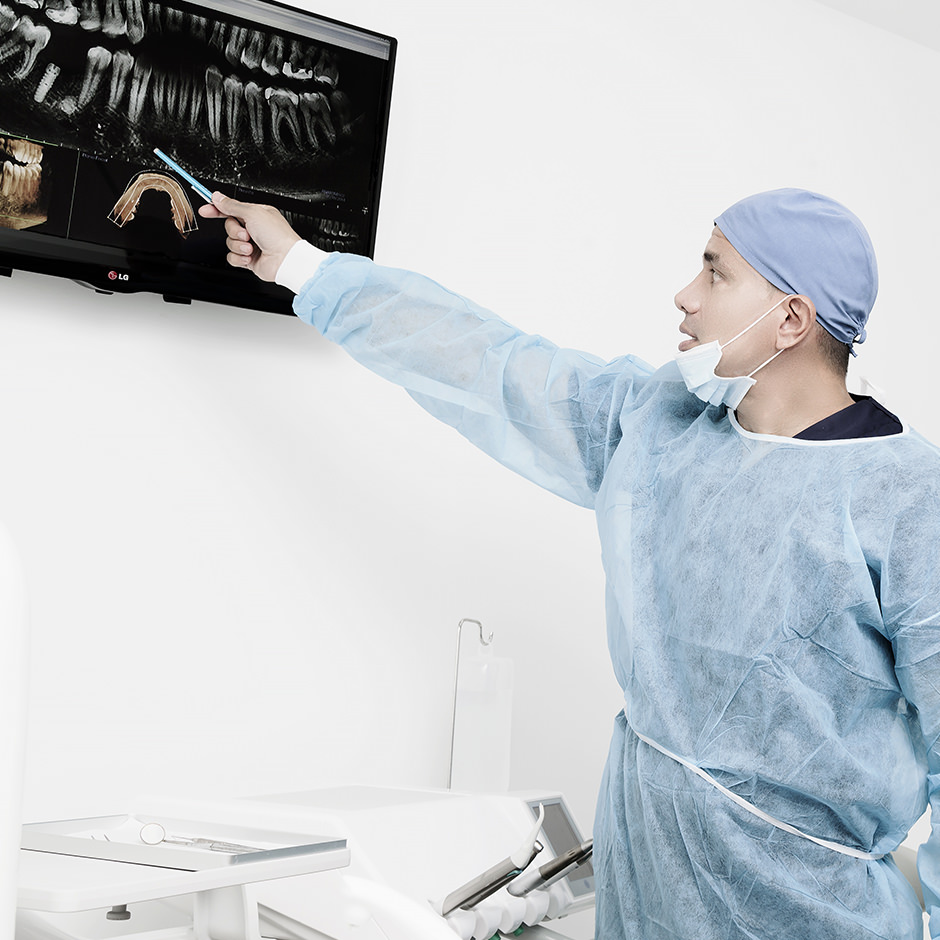 tratamientos dentales con implantes
