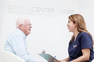 multilingual dental care in dental center diparr